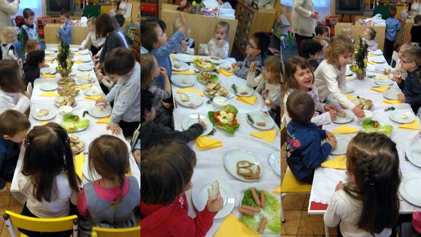 Nasze Wielkanocne Śniadanie